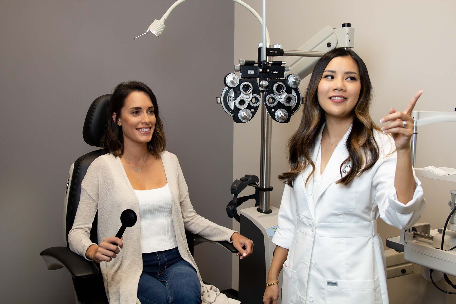 e6418b176b1 Comprehensive Eye exams are a pivotal part of keeping your eyes healthy.  Some of the procedures we conduct during the eye exams are eye dilations